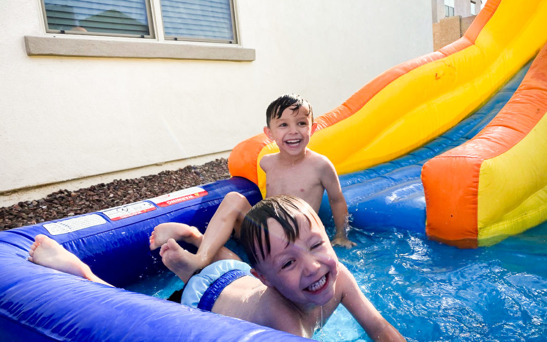 Just Add Water! 5 Easy Summer Activities for Kids