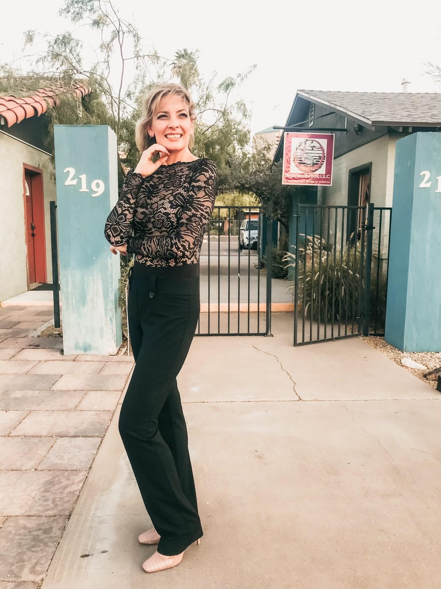 Julia Hall Founding mom of Babymoon Inn Birth Center In Phoenix and Tucson